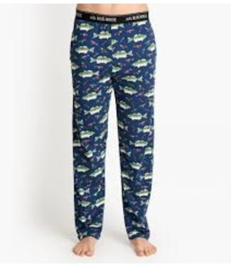 LITTLE BLUE HOUSE Men's Jersey Pajama Pants