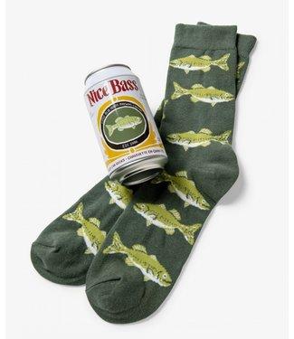 HATLEY Men's Beer Can Socks