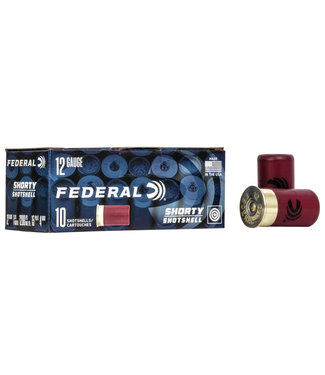 "FEDERAL AMMO Shorty Shotshell 12GA 1.75"" 15/16OZ #8 [1145 FPS]"