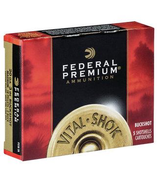 "FEDERAL Premium Vital Shok 20GA 3"" #2 BUCK SHOT"