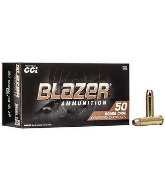 BLAZER Blazer Brass 357MAG 158JHP