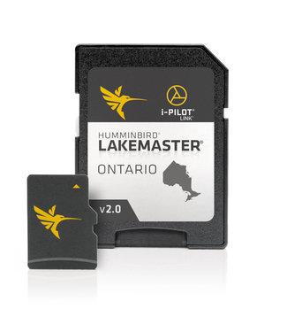 HUMMINBIRD LakeMaster Ontario V2 Chart - SD/microSD