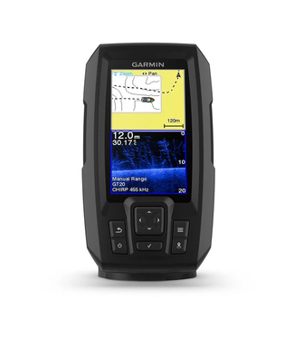 GARMIN STRIKER™ Plus 4cv w/ GT20-TM Transducer