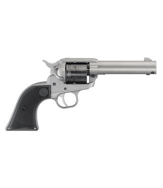 """RUGER Wrangler Silver 22LR 4.65"""" BBL"""