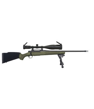 "MOSSBERG Patriot Night Train w/ 6-24x50mm Scope 308WIN 22"" BBL"