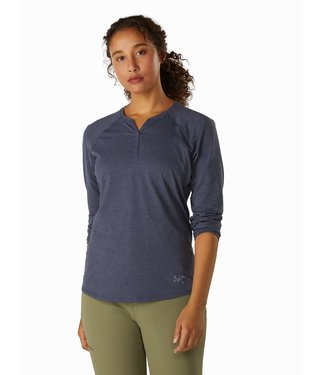 ARCTERYX WOMEN'S KADEM LONG SLEEVE TOP
