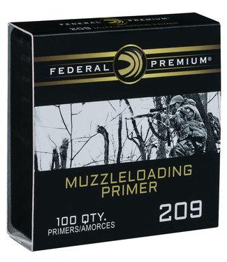 FEDERAL AMMO 209 Muzzleloading Primer