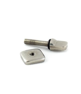 BLU WAVE BOARD CO. INC. BLU WAVE THUMB FIN SCREW AND PLATE