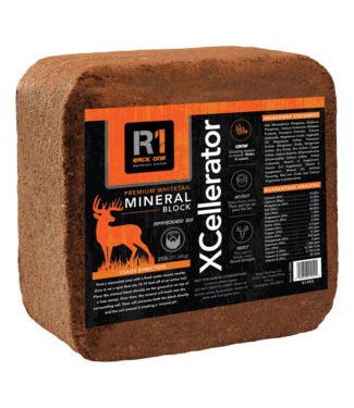 RACK ONE XCellerator Mineral Block