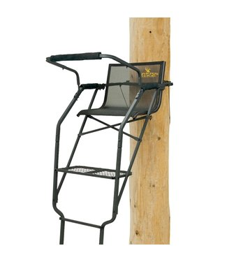 RIVERS EDGE TREESTANDS Relax Wide Ladder Treestand