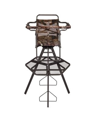 SUMMIT TREESTAND Watch Tower Tripod Stand - 12 ft
