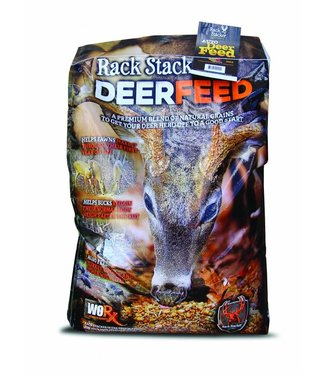 RACK STACKER INC. Rack Stacker Auto Feeder Deer Feed 44lb (20KG)