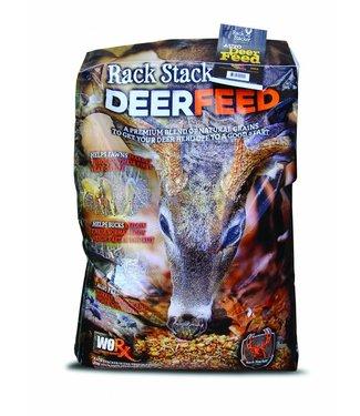 RACK STACKER INC. Rack Stacker Auto Feeder Deer Feed 44lb (20KG)