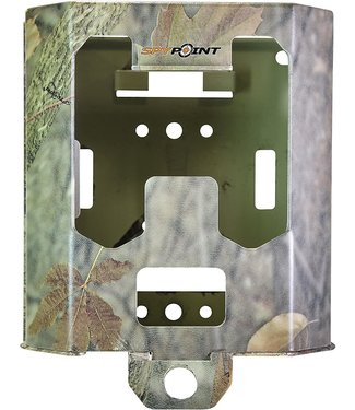 Spypoint SB-200 Security Box Fits All 42 LED Cameras, Camo