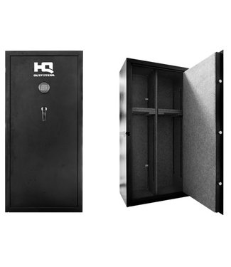 HQ OUTFITTERS HQ Outfitters 22-GUN Safe w/ Electronic Keypad