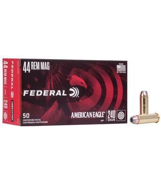 AMERICAN EAGLE AMMO Handgun 44 REM MAG 240GR JHP