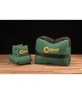 CALDWELL Deadshot Shooting Rest Combo (Front and Rear) [Filled]