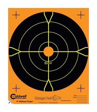 "CALDWELL Caldwell Orange Peel 12"" Bullseye Targets [5-pack]"