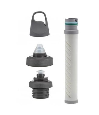 LIFESTRAW LIFESTRAW UNIVERSAL WATERBOTTLE ADAPTER KIT