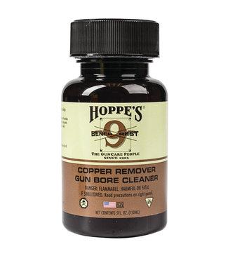 HOPPES Bench Rest 9 Copper Gun Bore Cleaner [150mL]