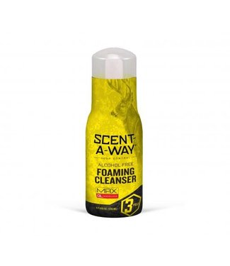HUNTER SPECIALTIES Scent-A-Way® MAX Odorless Foaming Cleanser [8oz]