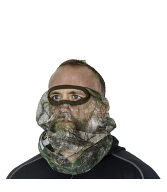 HUNTER SPECIALTIES 3/4 Net Facemask Realtree® EDGE Camo