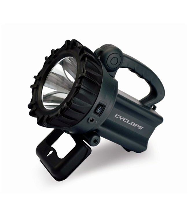 Cyclops Rechargeable 10 Watt Spotlight