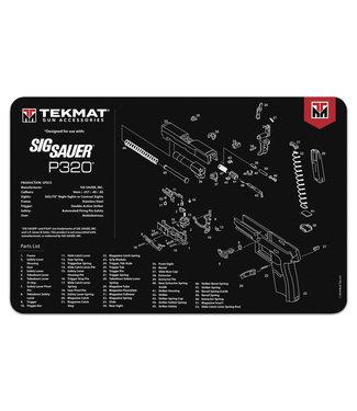 Sig Sauer P320 Ultra Premium Gun Cleaning Mat