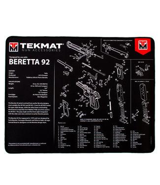TEKMAT Beretta 92 Ultra Premium Gun Cleaning Mat