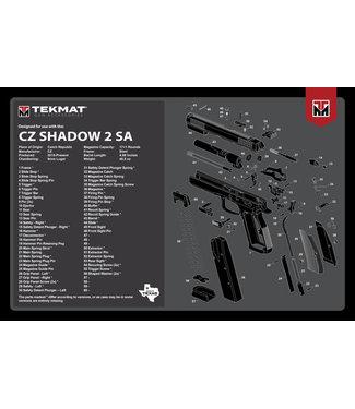 TEKMAT CZ Shadow 2 Original Tek Mat