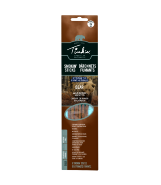 TINKS Tink's® Smokin' Sticks Wildberry Bear Scent