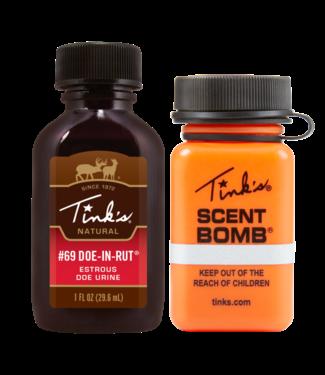 TINKS Tink's® #1 Doe-P® w/ Mini Bomb  [1oz.]