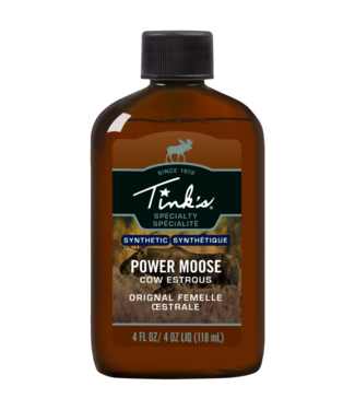 TINKS Tink's® Power Moose Scent Plastic Bottle  [4oz]