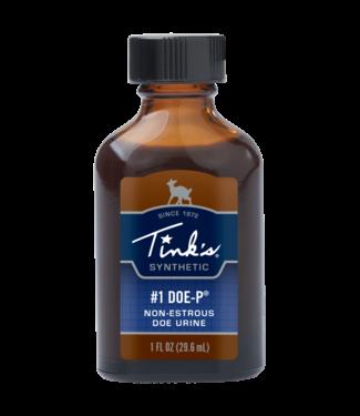 Tink's® #1 Doe-P® Synthetic Deer Scent Classic Glass Bottle Deer Scent