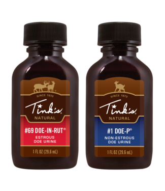 TINKS Tink's® Ultra 2 Combo Deer Scent [1oz/EA]
