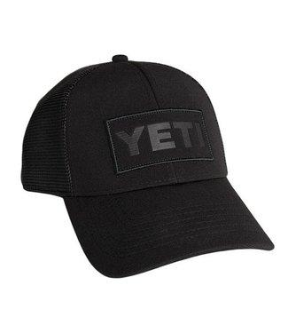 YETI YETI PATCH TRUCKER HAT
