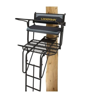RIVERS EDGE TREESTANDS LOCKDOWN 21 FT 2-Person Ladder Treestand