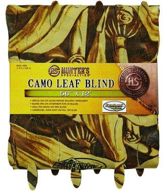 "HUNTER SPECIALTIES LEAF BLIND MATERIAL Farmland Corn Belt® CAMO [56""X12""]"