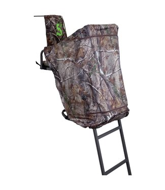 Summit Solo Deluxe Hunting Blind Treestand Cover