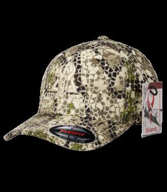 BADLANDS MEN'S FLEX FIT BALL CAP