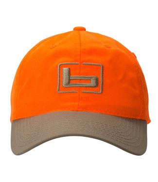 Banded Upland Cotton Cap [Blaze]