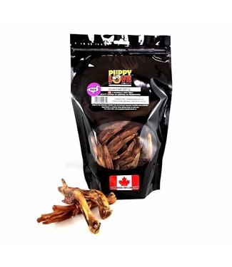PUPPY LOVE PET PRODUCTS DUCK FEET 227G
