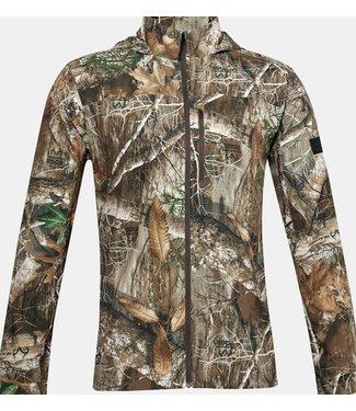 ua men's backwoods hybrid jacket