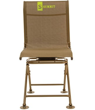 SUMMIT TREESTAND Summit Mesh Sling Swivel Chair