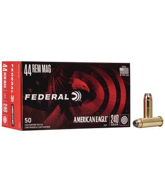 FEDERAL AMMO American Eagle Handgun 44REM MAG 240GR SP