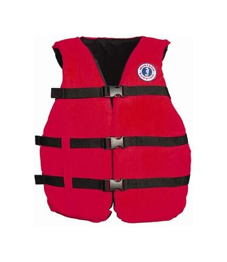 MUSTANG SURVIVAL CORP. UNIVERSAL FIT PFD
