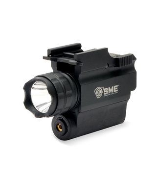 GSM Compact Tactical Handgun LED Light / Laser Combo