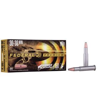 FEDERAL HammerDown Rifle 30-30 Win 150GR SP
