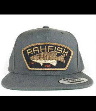 RAHFISH RAHFISH SMB SNAPBACK HAT