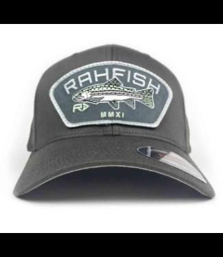 RAHFISH RAHFISH RAINBOW TROUT FULLBACK HAT